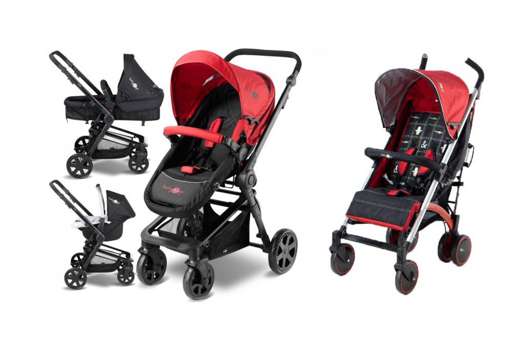 Bebek arabası seçimi